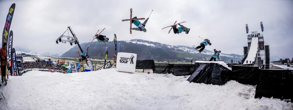 Auch dieses Jahr trifft sich die Snowboard- und Freeski-Szene wieder auf dem Flugplatz in Buochs zur mittlerweile sechsten Ausgabe des Hill Jam. Standart wird den Besuchern des legendären Freestyle-Events einen einmaligen Rabatt anbieten.
